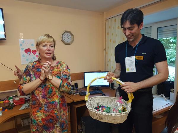 ВКДЦ, Владивостокский клинико-диагностический центр, Лариса Дробот