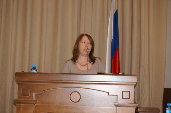 Мария Волкова, Приморский краевой медицинский информационно-аналитический центр