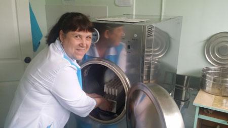 Артемовская городская больница №2, Ирина Иржевская, Марина Гавриловская