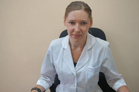 Анна Наледина, Владивостокская поликлиника №3