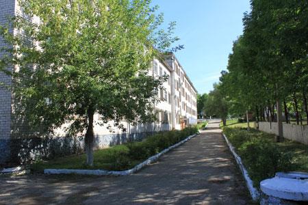 Галина Гоменюк, Краевая психиатрическая больница №1