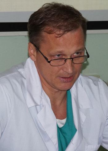 Александр Гаврилов, Приморский краевой противотуберкулезный диспансер