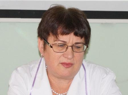 Наталья Севастьянова, Приморский краевой противотуберкулезный диспансер