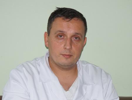 Краевая детская клиническая больница №1, Яков Герасименко