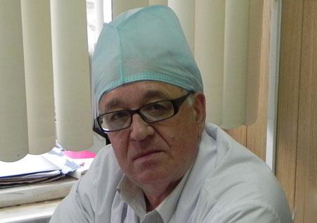 Владивостокская поликлиника №4, Владимир Пашко
