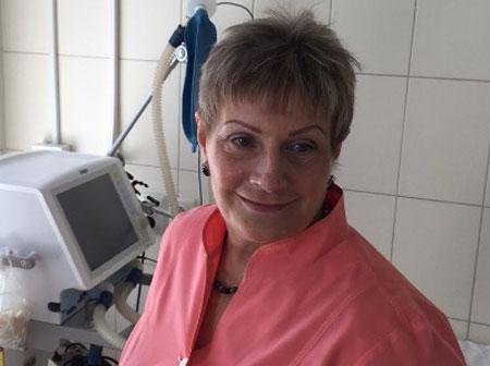 Наталья Шутова, Находкинская городская больница