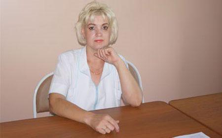 Владивостокская поликлиника №4, Галина Горшунова, Наталья Ветлугина