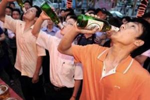 В Китае потребление алкоголя увеличивается вместе с ростом благосостояния