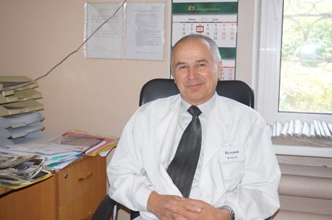 Валерий Ковалев, Краевой наркологический диспансер