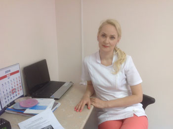 Доктор Ничман Елена Николаевна