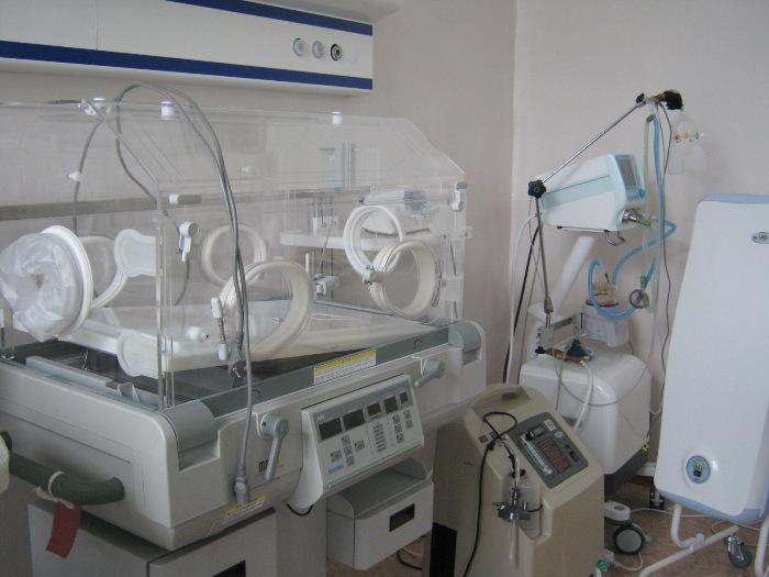 акушер-гинеколог, Партизанская городская больница