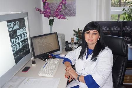 Наталья Усова, Приморский краевой противотуберкулезный диспансер