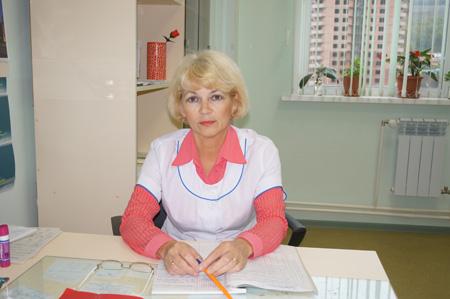 Владивостокская детская поликлиника №3, Наталья Дроздова