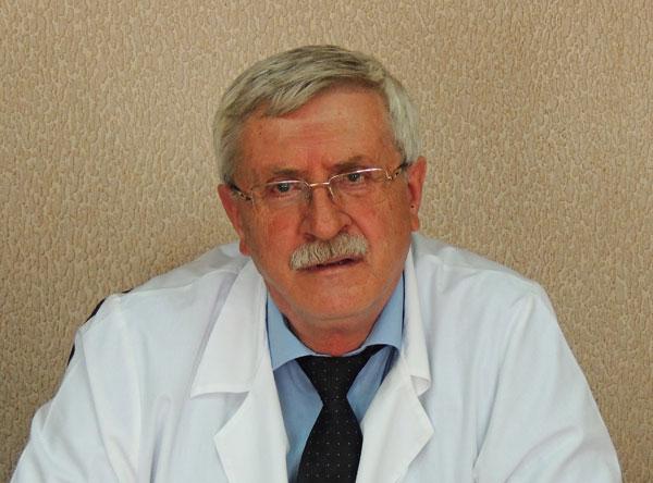 Валерий Приходько, Госпиталь для ветеранов войн