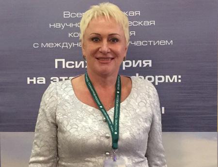 Галина Шоколова, Краевая психиатрическая больница №1