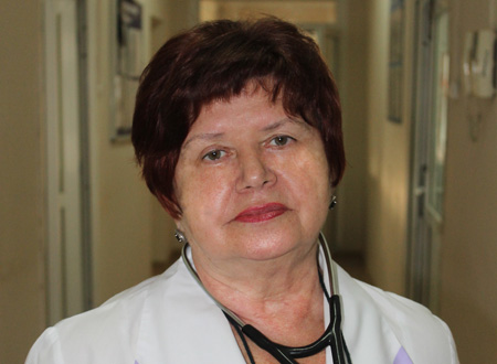 Артемовская городская больница №2, Татьяна Земскова