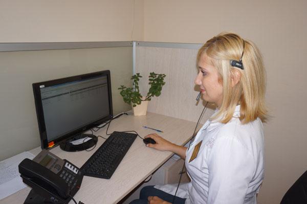 Больница Рыбаков, Елена Рябченко, Краевая клиническая больница №2