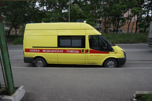 Дмитрий Чурилов, Егор Жидков, Станция скорой медицинской помощи г. Владивостока