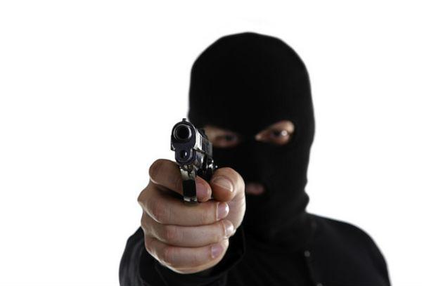 «Сумасшедшее» ограбление
