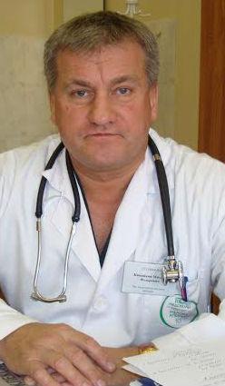 Михаил Киняйкин, Приморская краевая клиническая больница №1