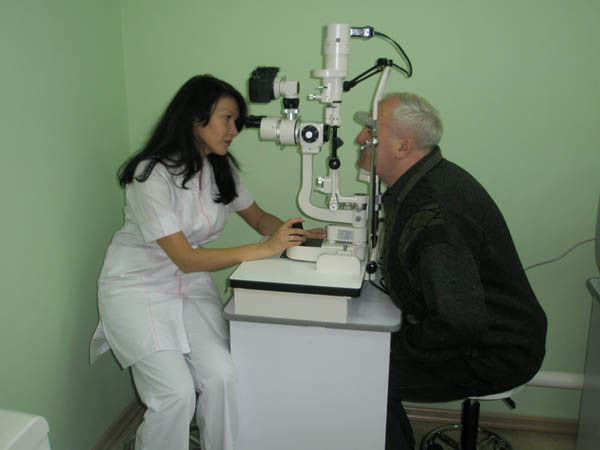 ДиаМед,офтальмолог