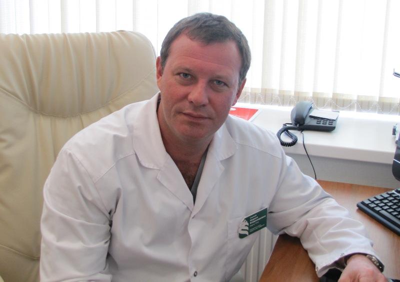 Кирилл Стегний, медцентр ДВФУ