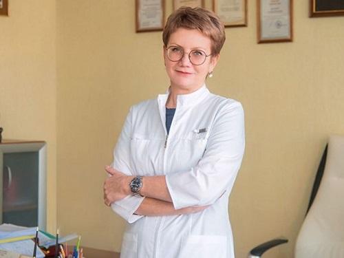 Светлана Бениова, Краевая клиническая больница №2, Больница Рыбаков, поздравление